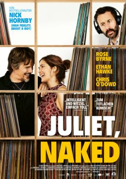 Juliet, Naked - Plakat zum Film