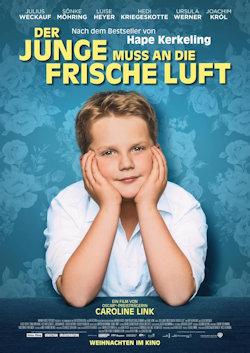 Der Junge muss an die frische Luft - Plakat zum Film