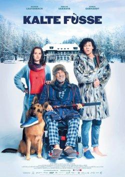 Kalte Füße - Plakat zum Film