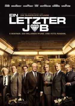 Ein letzter Job - Plakat zum Film
