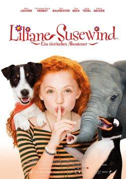 Liliane Susewind - Ein tierisches Abenteuer - Plakat zum Film