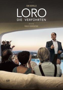 Loro - Die Verführten - Plakat zum Film