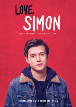 Love, Simon - Plakat zum Film