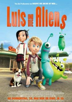 Luis und die Aliens - Plakat zum Film