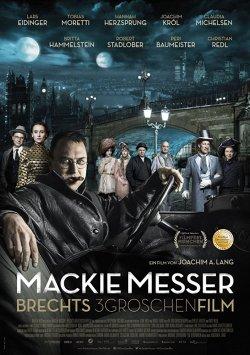 Mackie Messer - Brechts Dreigroschenfilm - Plakat zum Film