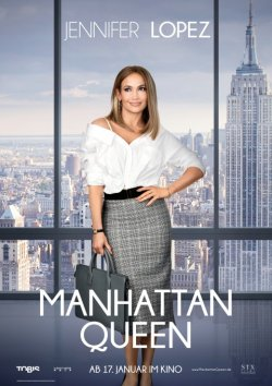 Manhattan Queen - Plakat zum Film