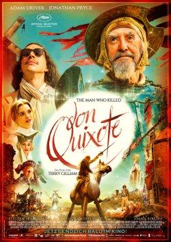 The Man Who Killed Don Quixote - Plakat zum Film
