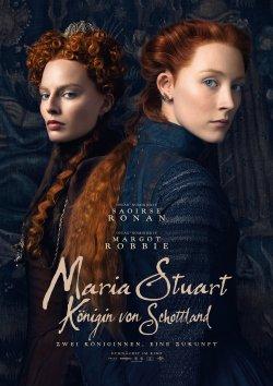 Maria Stuart, Königin von Schottland - Plakat zum Film
