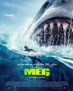 Meg - Plakat zum Film