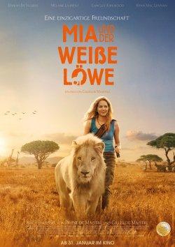 Mia und der weiße Löwe - Plakat zum Film