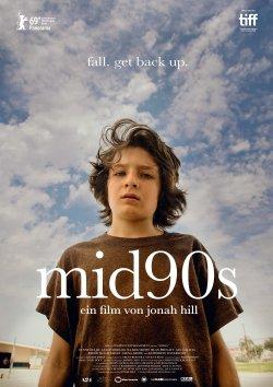 mid90s - Plakat zum Film