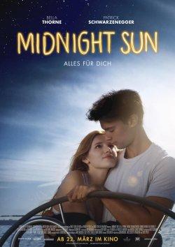 Midnight Sun - Alles für dich - Plakat zum Film