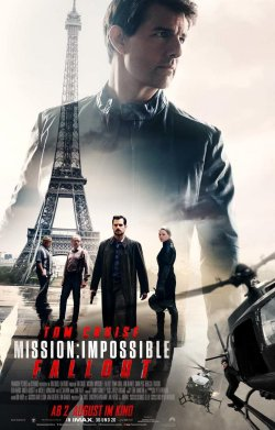 Mission: Impossible - Fallout - Plakat zum Film
