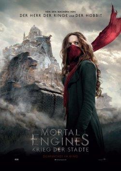 Mortal Engines: Krieg der Städte - Plakat zum Film