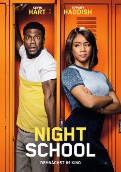 Night School - Plakat zum Film
