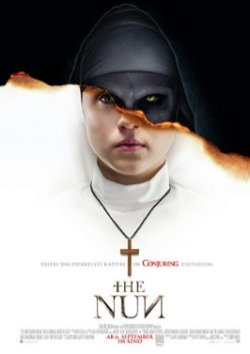 The Nun - Plakat zum Film