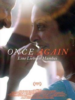 Once Again - Eine Liebe in Mumbai - Plakat zum Film
