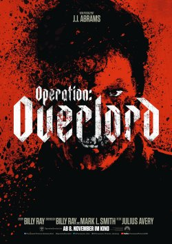 Operation: Overlord - Plakat zum Film