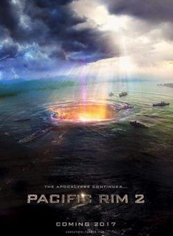 Pacific Rim: Uprising - Plakat zum Film