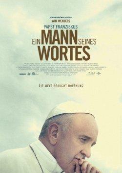 Papst Franziskus - Ein Mann seines Wortes - Plakat zum Film