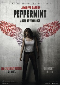 Peppermint - Angel Of Vengeance - Plakat zum Film