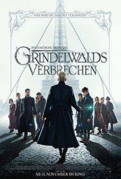 Phantastische Tierwesen: Grindelwalds Verbrechen - Plakat zum Film