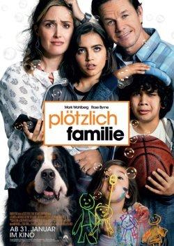 Plötzlich Familie - Plakat zum Film