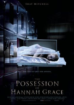 The Possession Of Hannah Grace - Plakat zum Film
