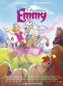 Prinzessin Emmy - Plakat zum Film