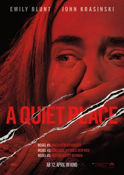 A Quiet Place - Plakat zum Film