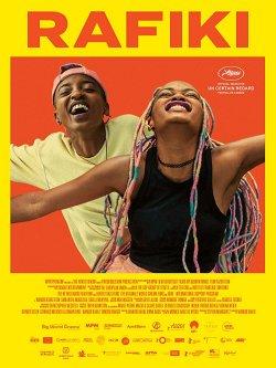 Rafiki - Plakat zum Film