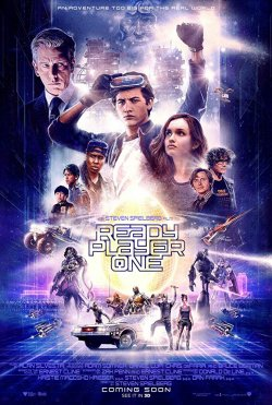 Ready Player One - Plakat zum Film