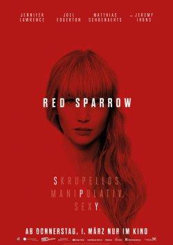 Red Sparrow - Plakat zum Film