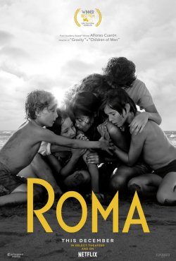 Roma - Plakat zum Film