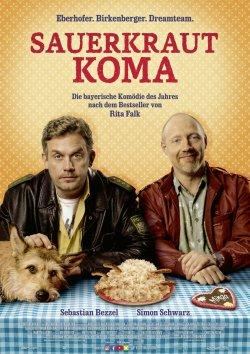Sauerkrautkoma - Plakat zum Film