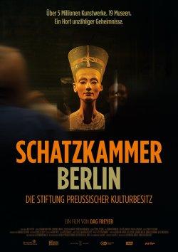 Schatzkammer Berlin - Plakat zum Film