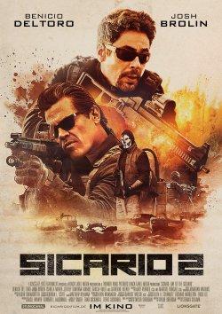 Sicario 2 - Plakat zum Film