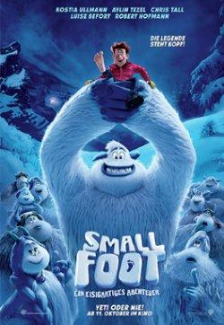 Smallfoot - Ein eisigartiges Abenteuer - Plakat zum Film
