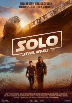Solo: A Star Wars Story - Plakat zum Film