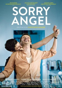 Sorry Angel - Plakat zum Film