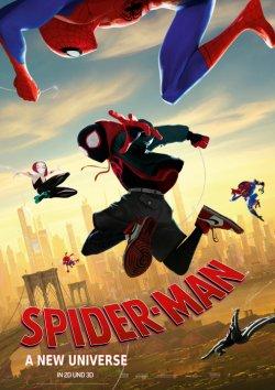 Spider-Man: A New Universe - Plakat zum Film