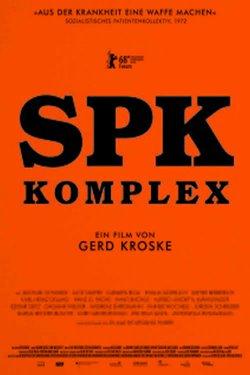 SPK Komplex - Plakat zum Film