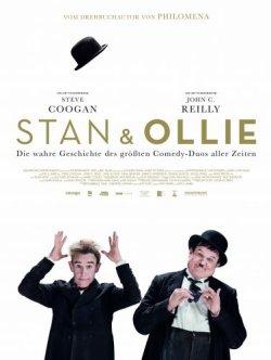 Stan und Ollie - Plakat zum Film