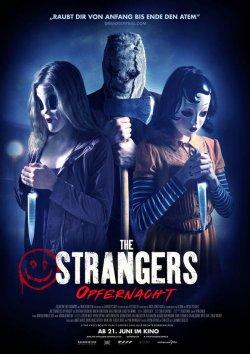 The Strangers: Opfernacht - Plakat zum Film