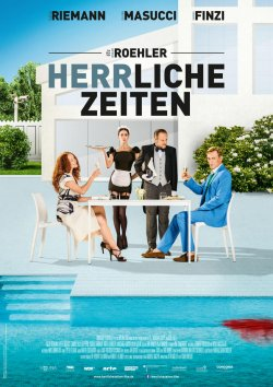 HERRliche Zeiten - Plakat zum Film