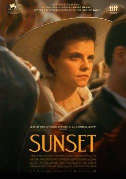 Sunset - Plakat zum Film