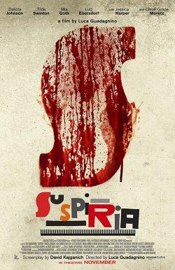 Suspiria - Plakat zum Film