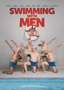 Swimming With Men - Plakat zum Film