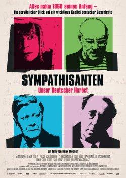 Sympathisanten - Unser deutscher Herbst - Plakat zum Film