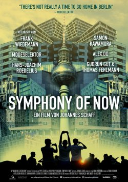 Symphony Of Now - Plakat zum Film